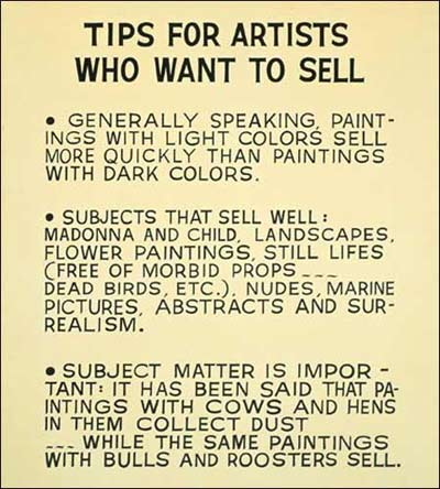 Tips-for-artists-who-want-to-sell