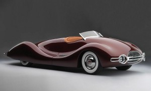 1948 Buick Streamliner by Norman E. Timbs And I want one!